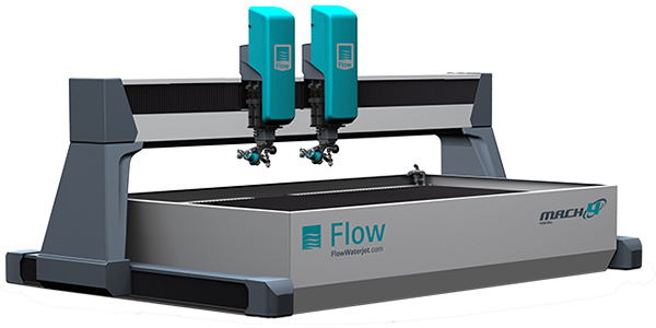 Flow WaterJet System